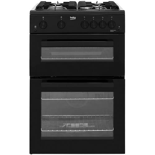 Beko KTG611K Gas Cooker