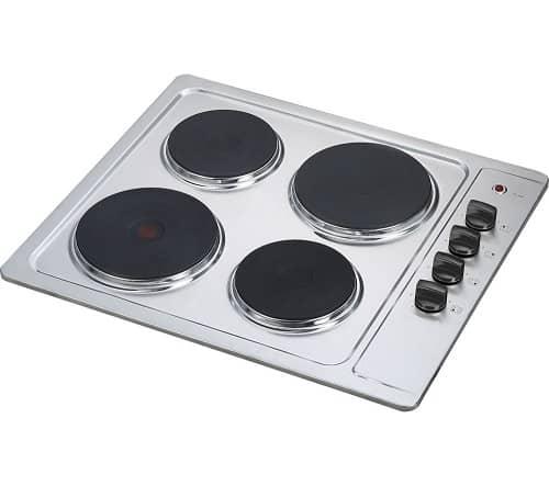 Essentials CSPHOBX15 Solid Plate Hob