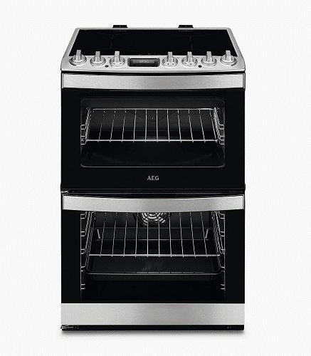 AEG CIB6740ACM Electric Cooker