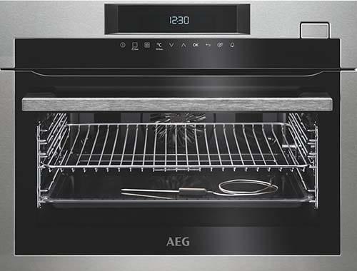 AEG KSE782220M Compact Oven
