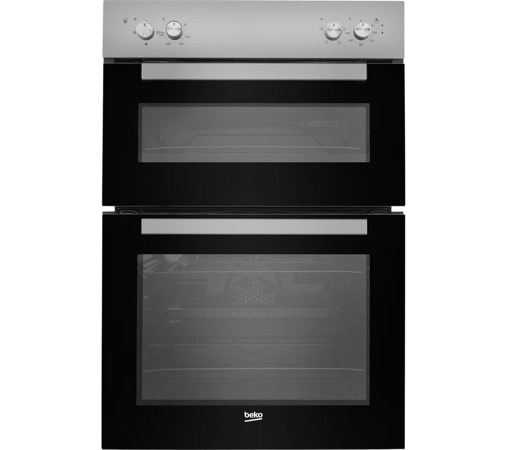 BEKO BXDF21000S Double Electric Oven
