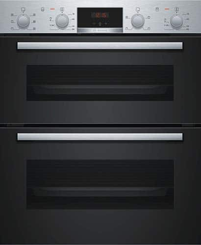BOSCH Serie 2 NBS113BR0B Double Electric Oven