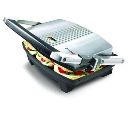 BREVILLE VST025 Cafe-Style Sandwich Toaster