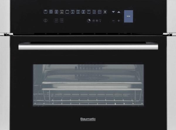 Baumatic BCS461SS Steam Oven