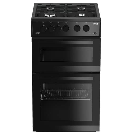 Beko ADVG592K Gas Cooker