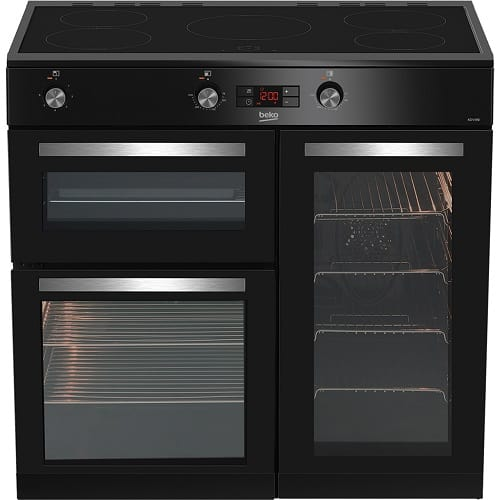 Beko KDVI90K Electric Range Cooker