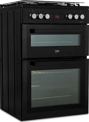 BEKO Pro XDDF655T Dual Fuel Cooker