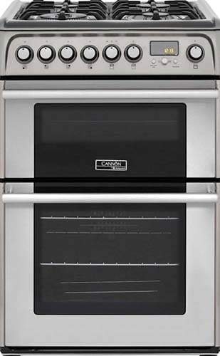 Cannon by Hotpoint CH60DPXFS Dual Fuel Cooker
