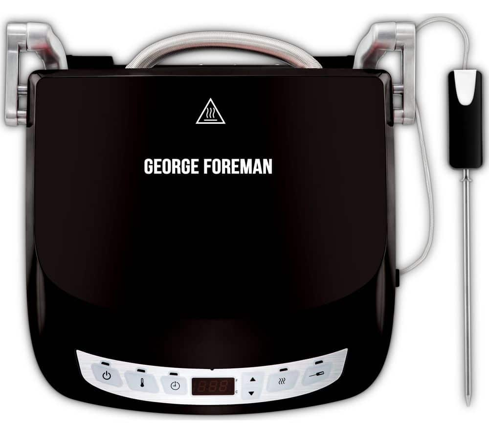 George Foreman Evolve Precision 24002 Health Grill