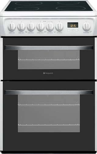 HOTPOINT DSC60P.1 Electric Cooker
