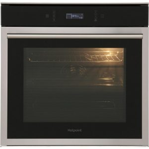 Hotpoint Class 6 SI6874SPIX Built In Electric Single Oven