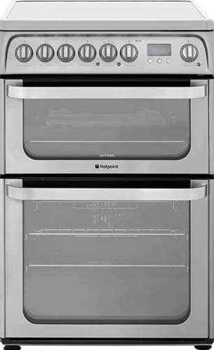 Hotpoint Ultima HUI611X Induction Top Cooker