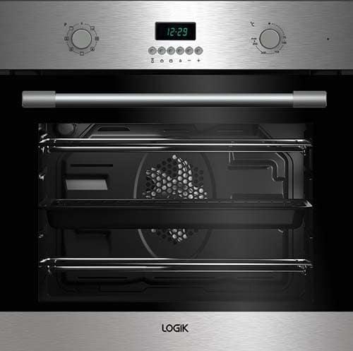 LOGIC LBMFMX17 Single Electric Oven