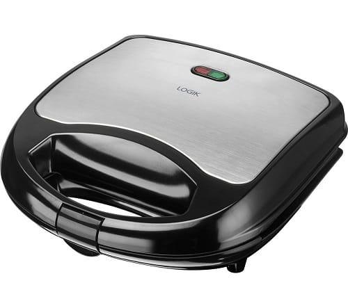 LOGIK L02SMS17 Sandwich Toaster