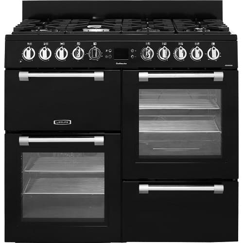 Leisure Cookmaster 100 CK100F232K Dual Fuel Range Cooker