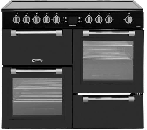 Leisure Cookmaster CK100C210K Electric Range Cooker