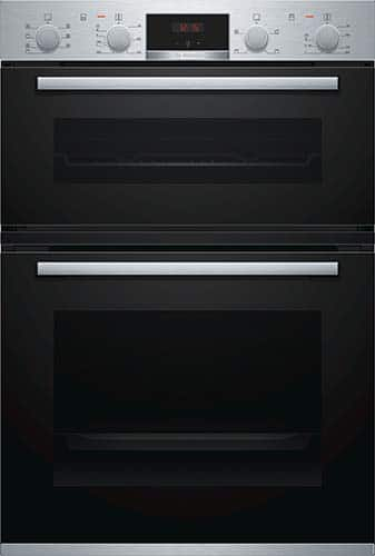 Bosch Serie 4 MBS533BS0B Double Electric Oven