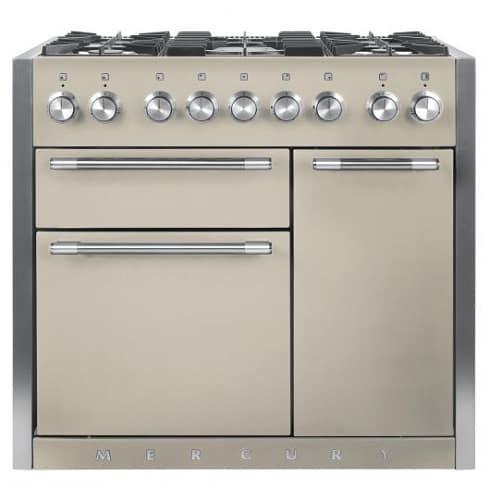 Mercury 1000 Dual Fuel Range Cooker