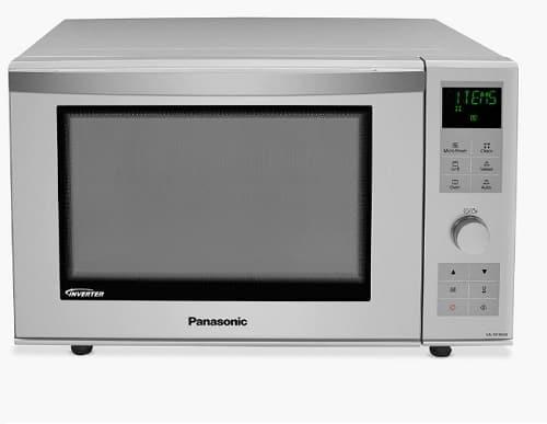 Panasonic NN-DF386MBPQ Freestanding Microwave
