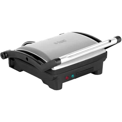 Russell Hobbs Panini Grill & Griddle Sandwich Toaster