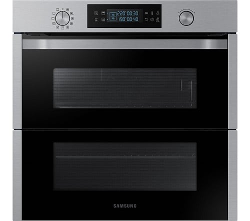 Samsung Dual Cook NV75N5641RS Catalytic Cleaning Oven
