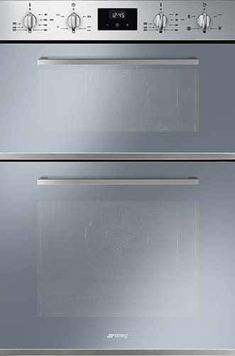 SMEG Cucina DOSF400S Double Electric Oven