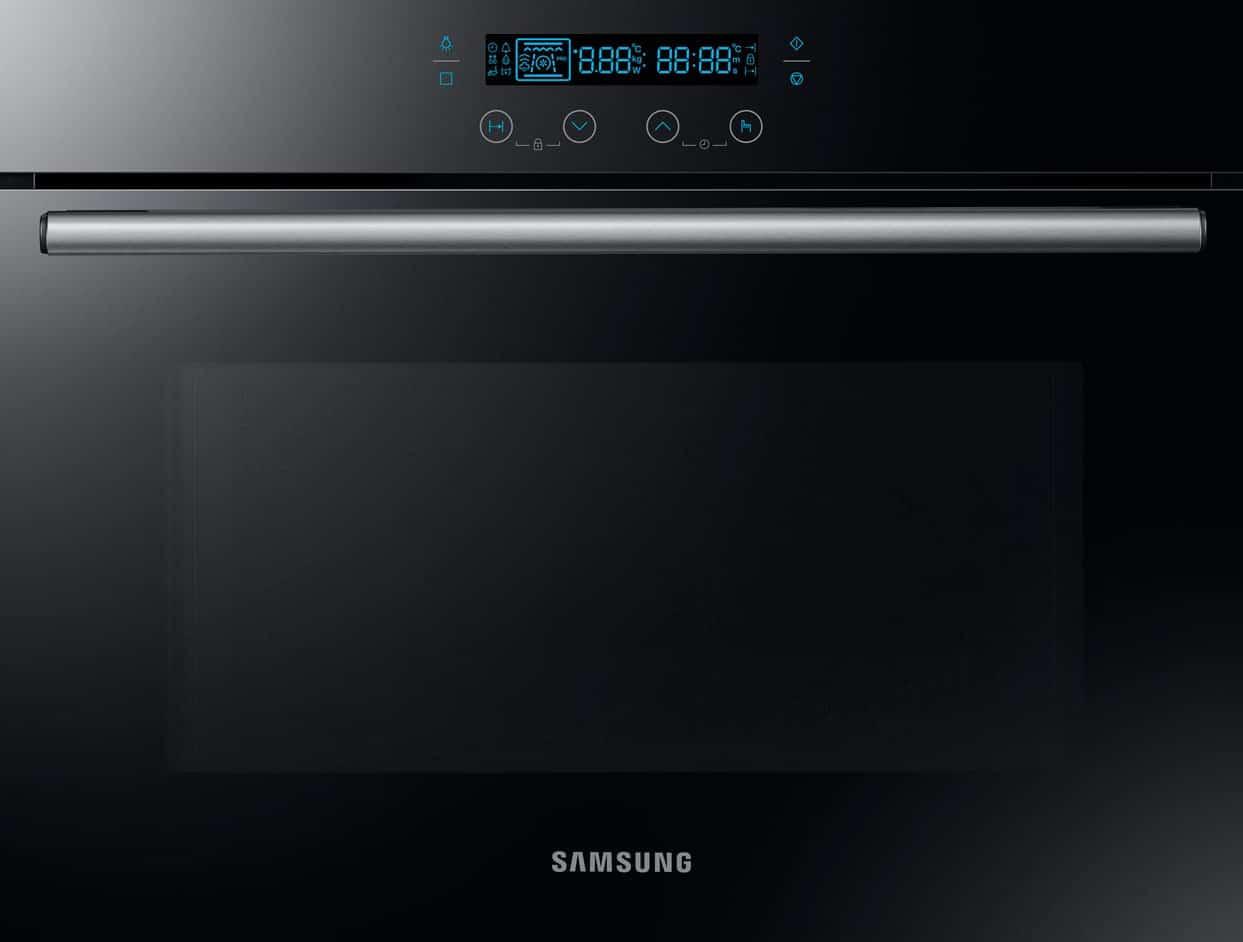 Samsung Prezio NQ50K5137KB Built-In Microwave