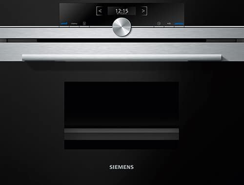 Siemens IQ-700 CD634GAS0B Compact Oven