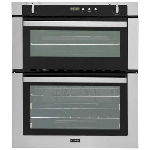 Stoves SGB700PS Double Gas Oven