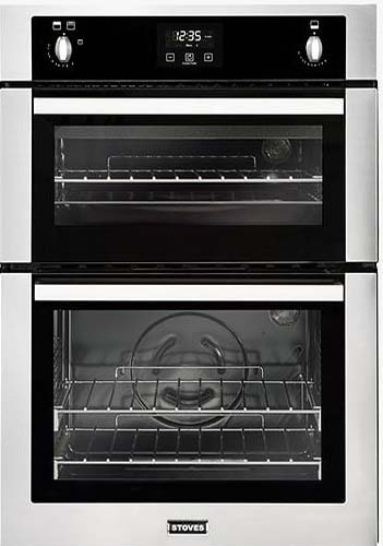 Stoves STBI900G Double Gas Oven