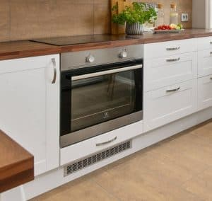 Under-Counter Oven