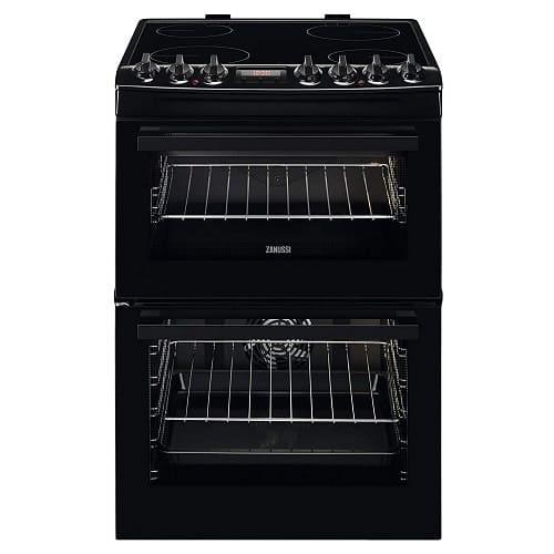 Zanussi ZCV69350BA Electric Cooker