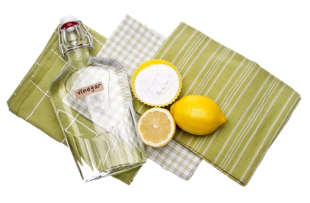 lemons-vinegar-and-soda-for-cooker-maintenance