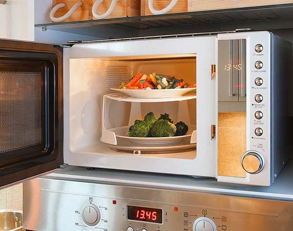 combination-microwave