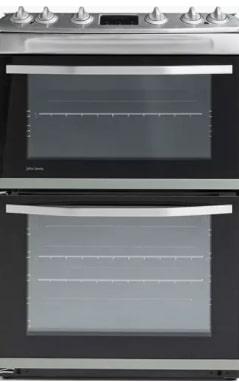 John Lewis & Partners JLFSMC621 Dual Fuel Cooker