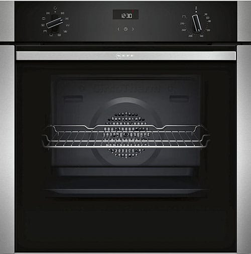 Neff B3ACE4HN0B Slide and Hide Built-In Single Electric Oven